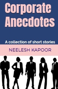 Corporate Anecdotes - Book Cover - Paperback